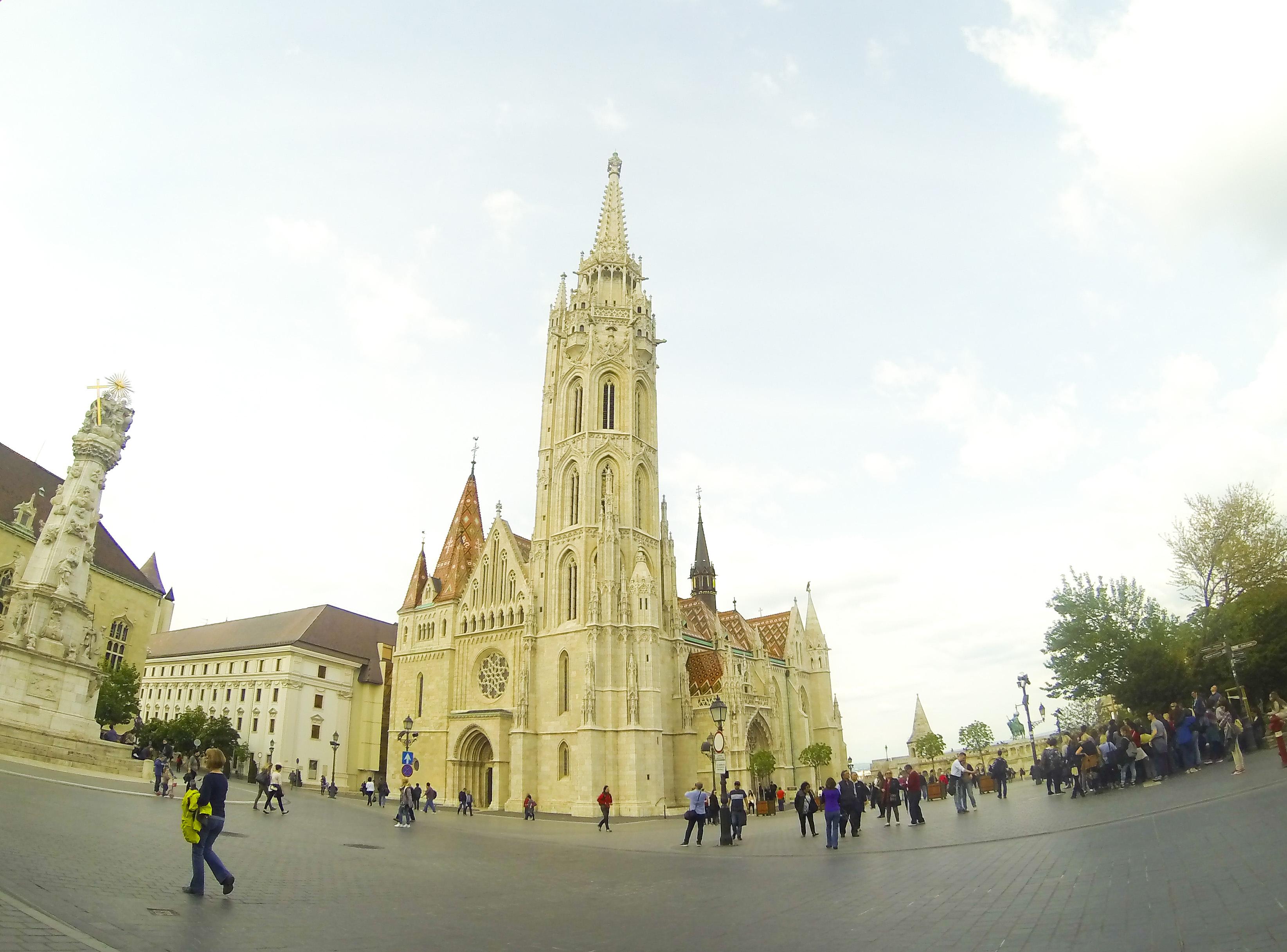 Budapest Matthias Church